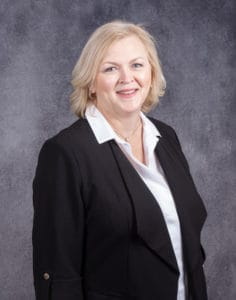 Headshot of APRN-CNP Jacque Gillespie