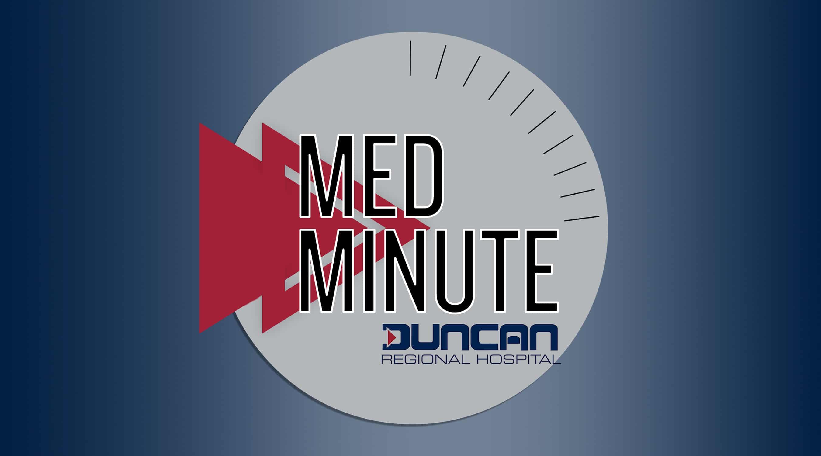 Logo of Med Minute at Duncan Regional Hospital
