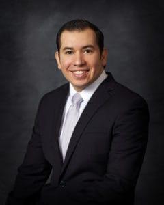 Headshot of Doctor Eugenio Najera