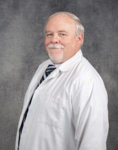 Headshot of PA-C Glen Cottrill