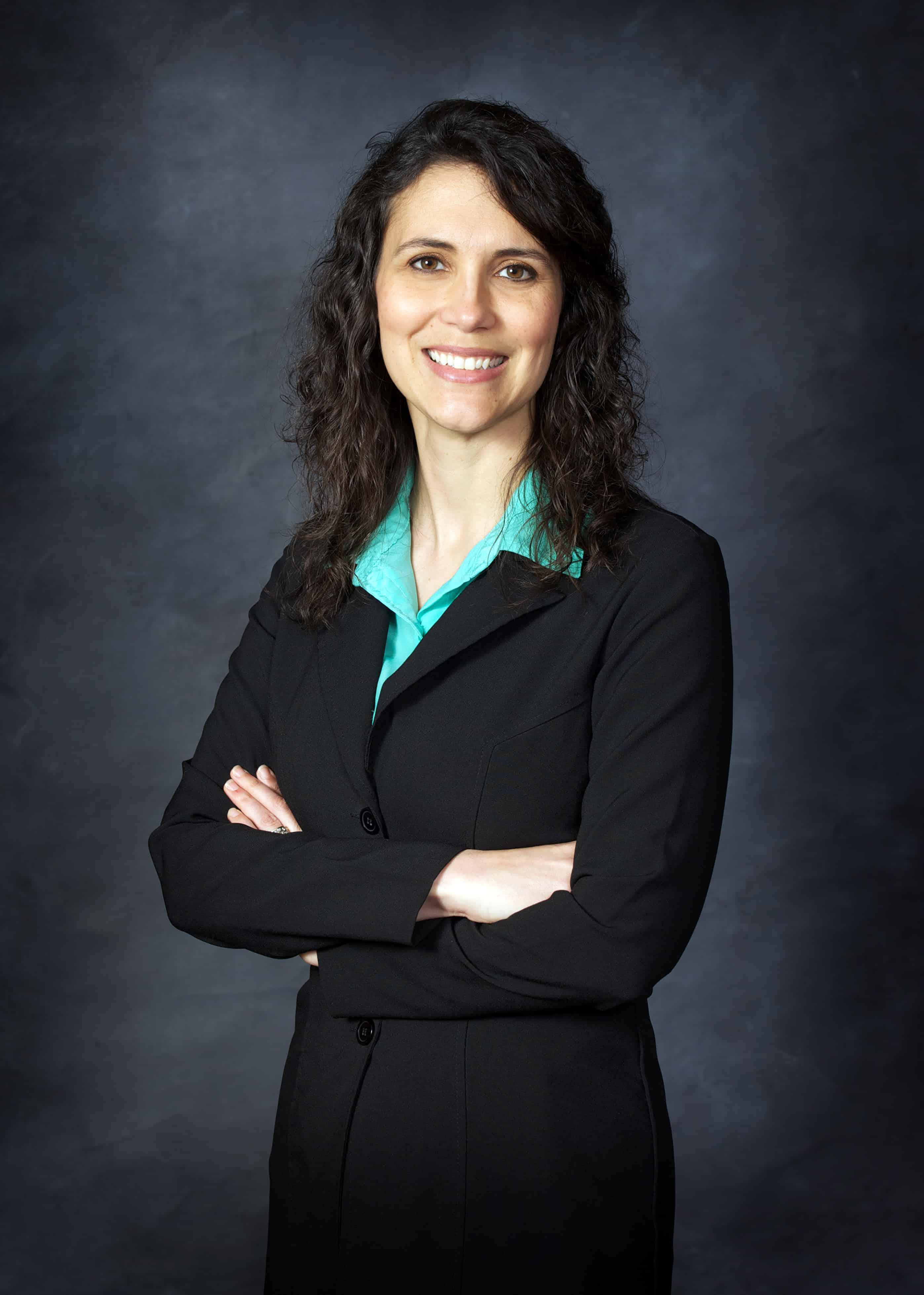Headshot of Doctor Holly Goracke