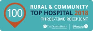 rural & community top hospital 2018
