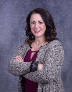 Headshot of APRN-CNP Missy Schreckengost