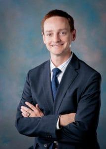 Headshot of Doctor Nathan Elfrink