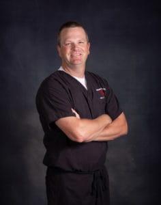 Headshot of PA-C Paul Powers