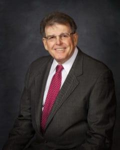 Headshot of Doctor Robert J. Weedn