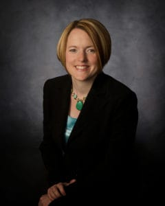 Headshot of Doctor Stacie Elfrink